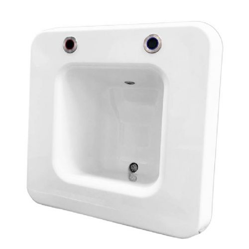 DVS Safe En-Suite In-Wall Basin